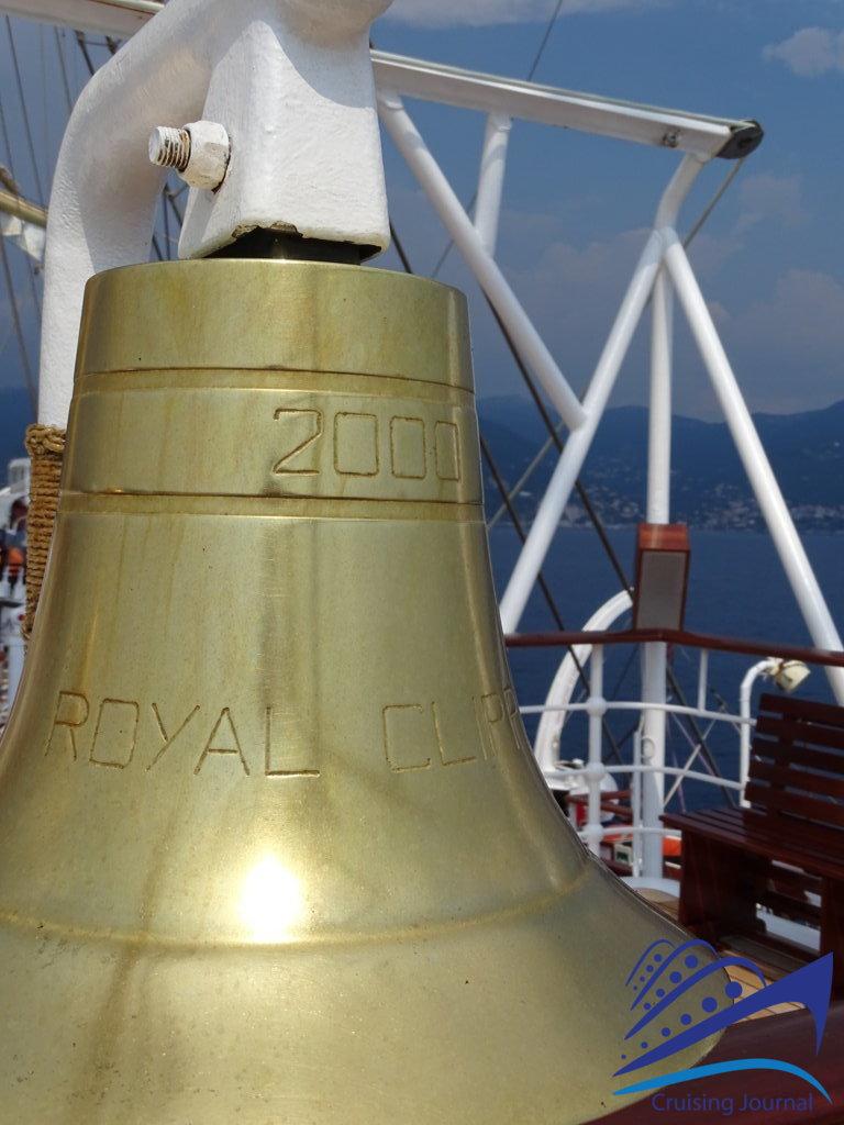 Die Royal Clipper, perfekt für eine Segelkreuzfahrt