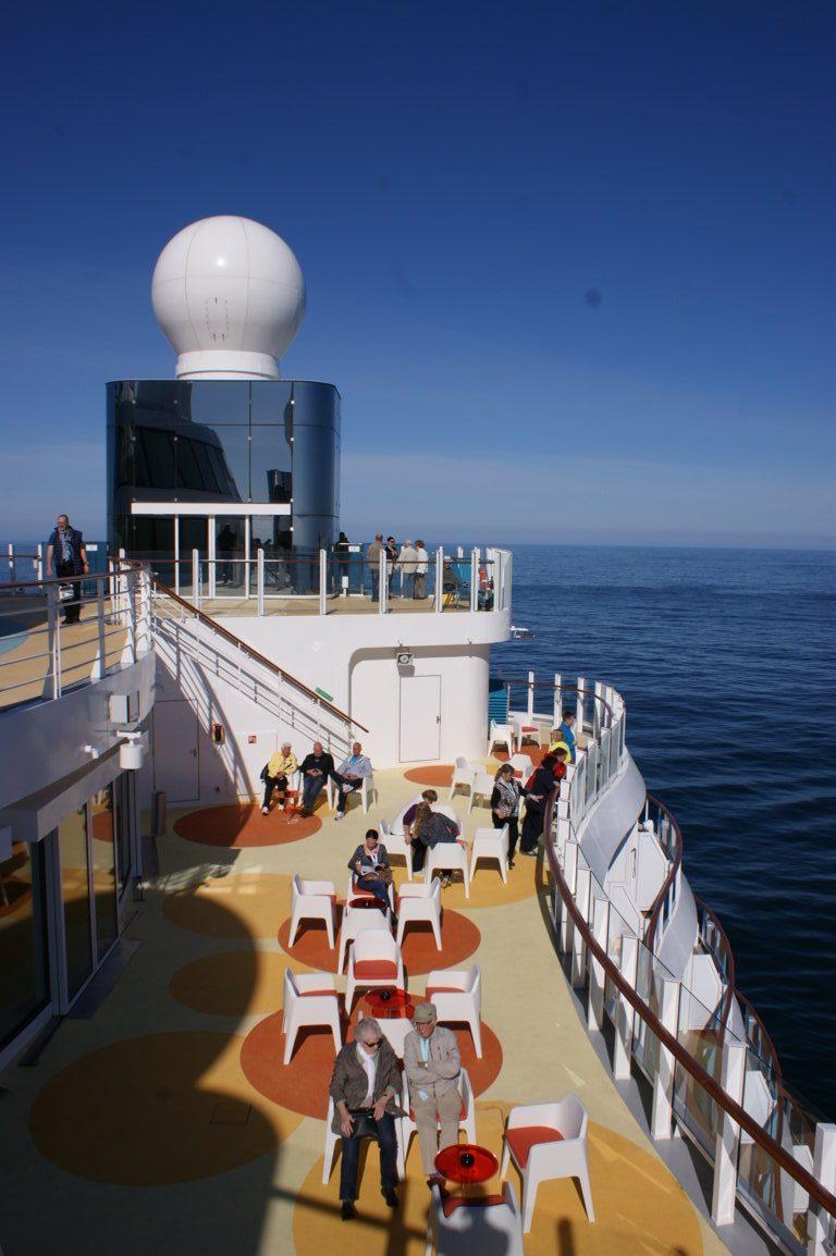 Aida Prima, una nave per tutti