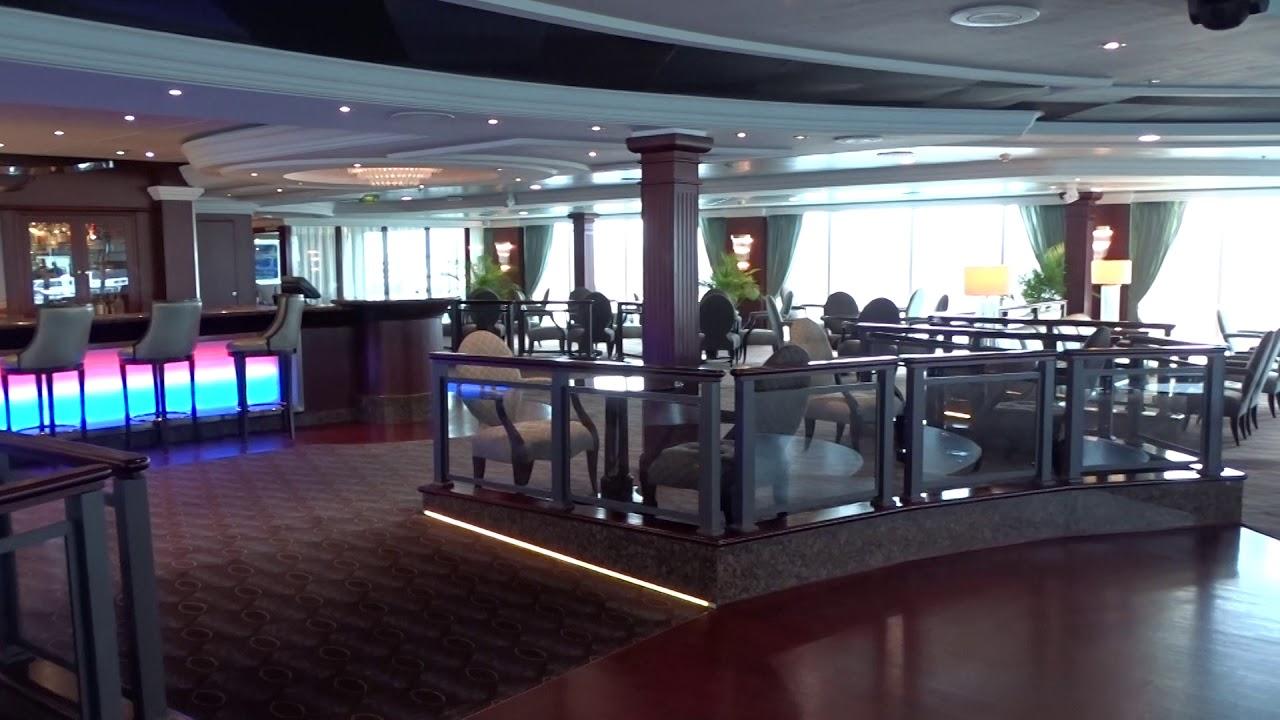 Oceania Cruises Sirena: Horizons Lounge