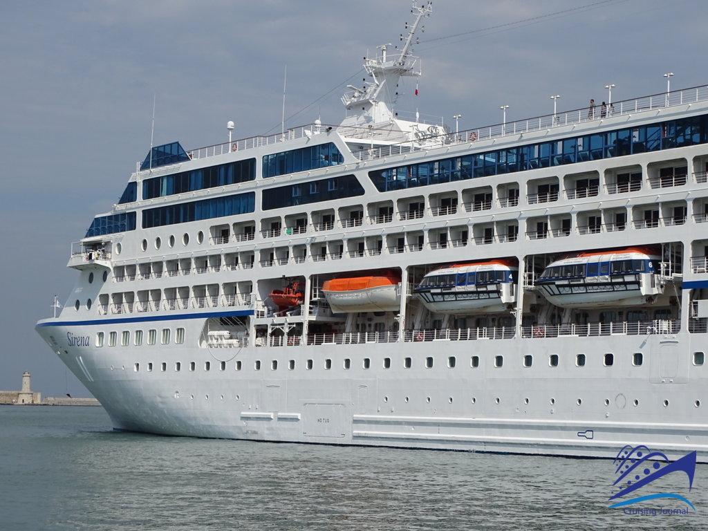 Oceania Cruises: The call of the…Sirena