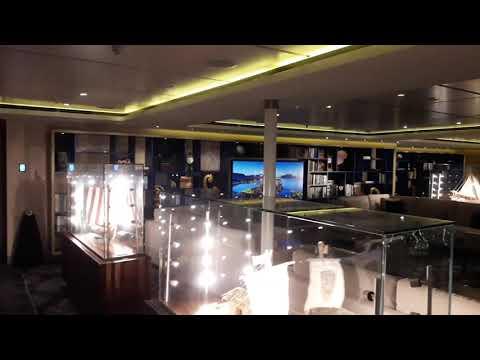 Viking Star Upper Explorer's Lounge