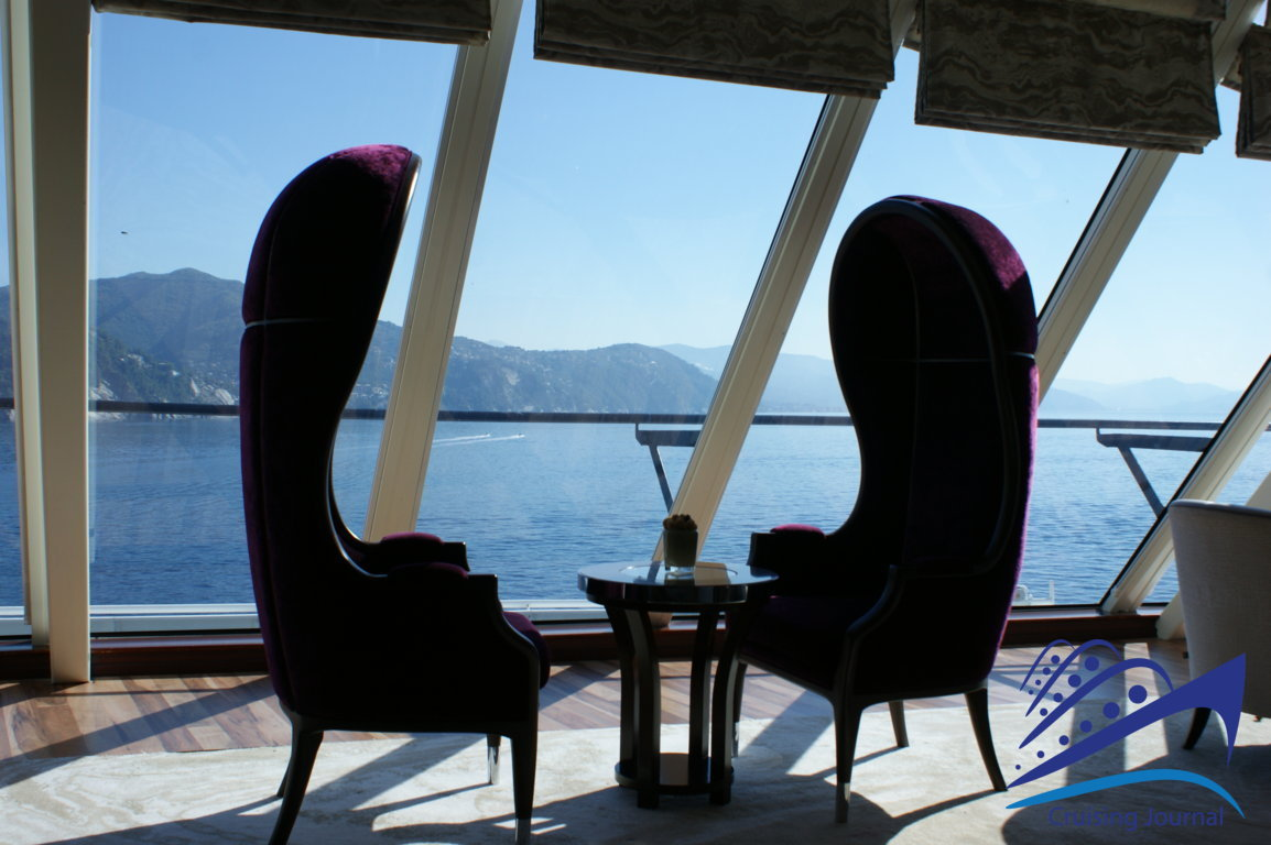 Azamara Journey: excellence on a human scale
