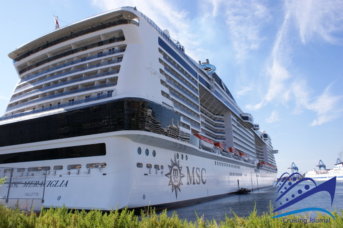 Msc Meraviglia, a jewel of Msc Cruises