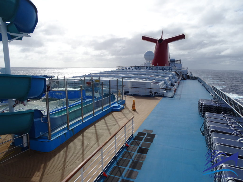 Carnival Splendor: foto de un fun-ship!