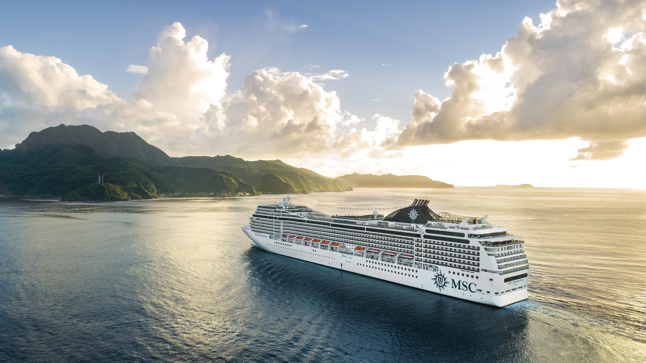Msc Magnifica: una joya de Msc Cruceros
