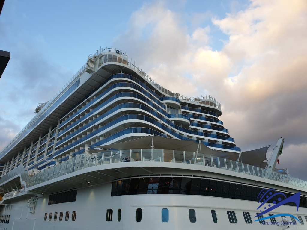 Aida Nova: all the photos of the flagship