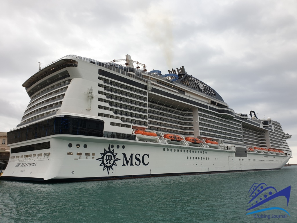 Msc Bellissima: a Photo Gallery