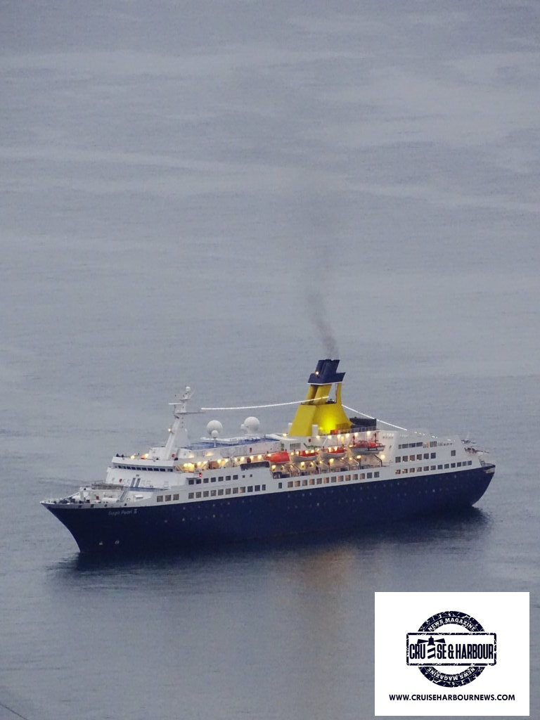 Saga Pearl II: as Fotos do Cruise & Harbour News