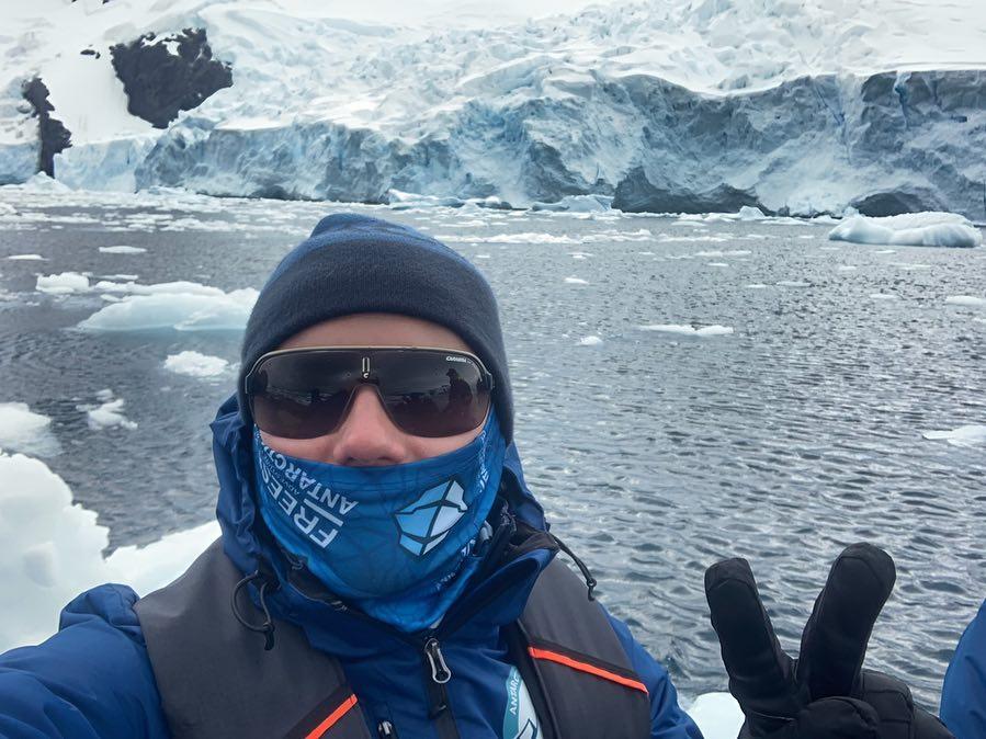 Viajar en Crucero a la Antártida