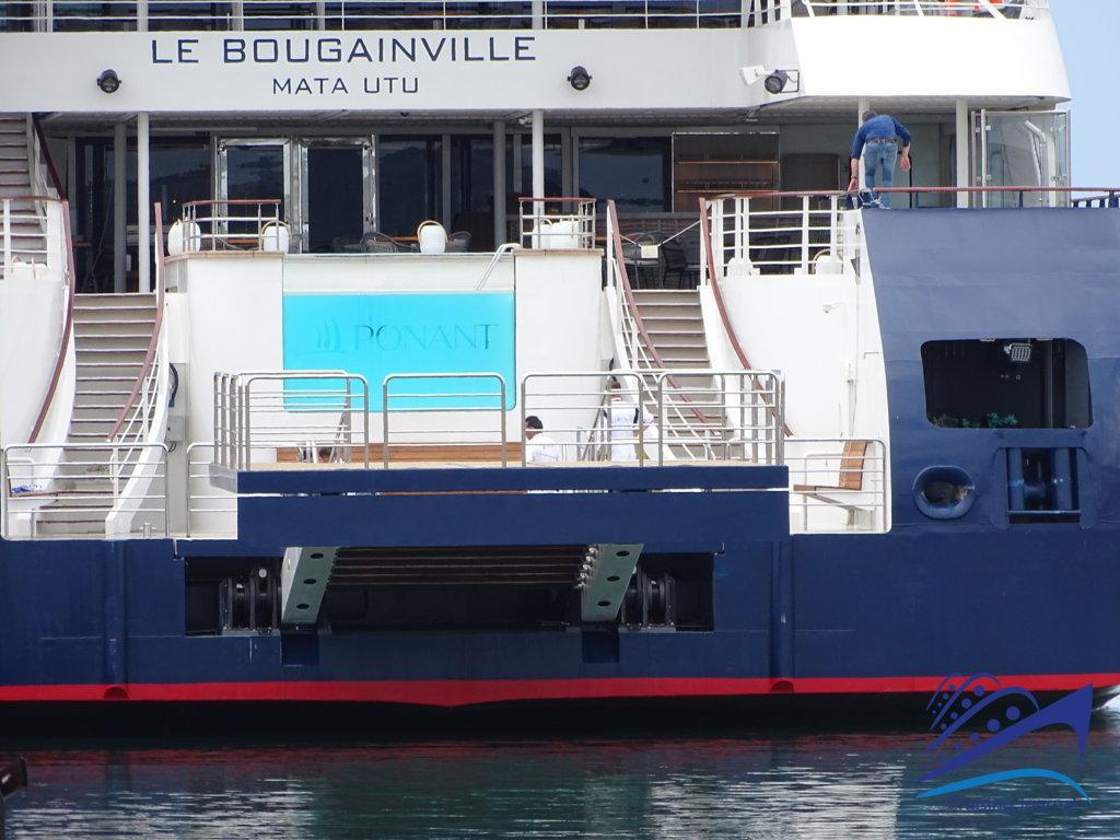 Le Bougainville: luxo e intimidade