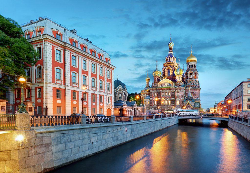 O que ver e provar num cruzeiro a São Petersburgo