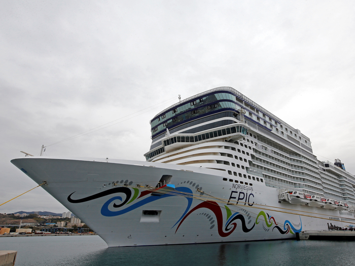 Norwegian Epic: Die Video-Tour