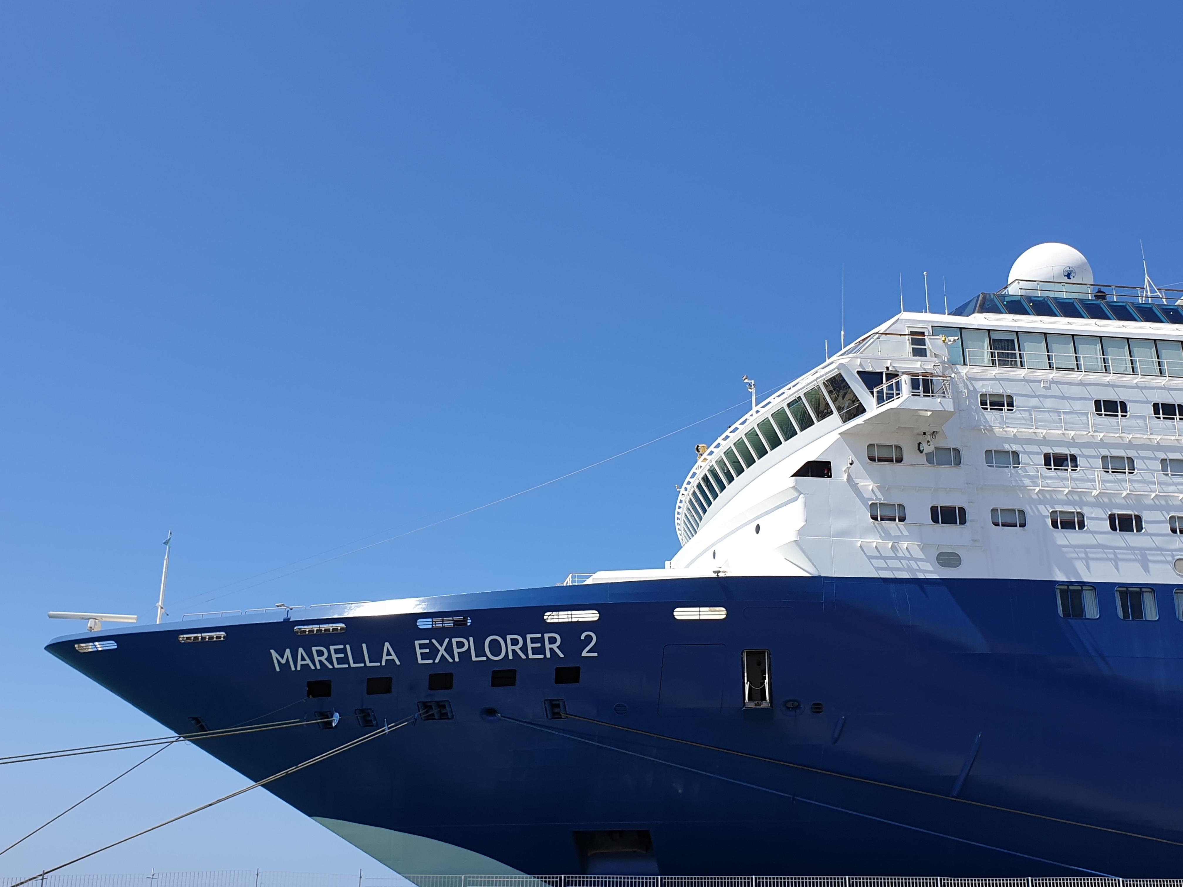 Descobrindo Marella Explorer 2