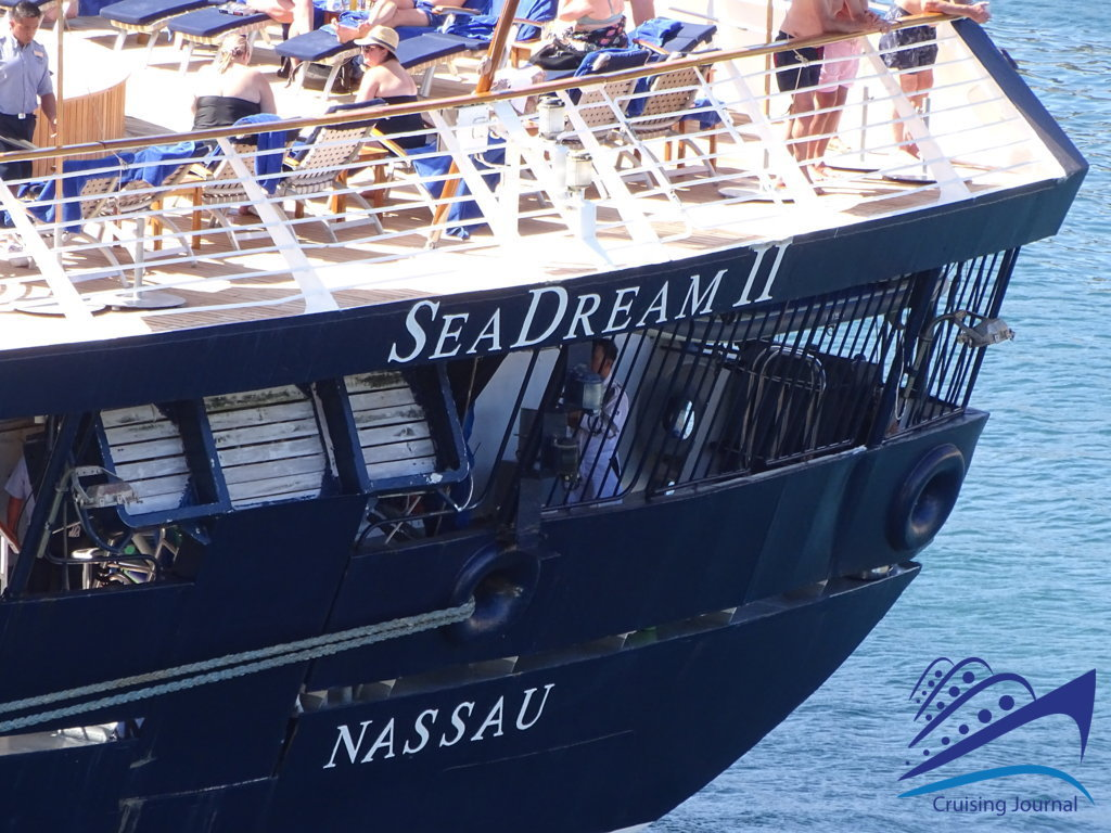 Seadream 2: discovering a little jewel