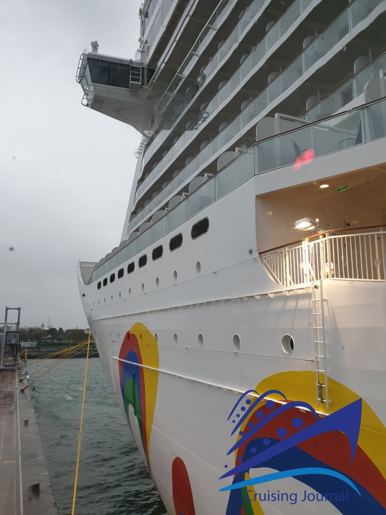 Norwegian Encore: todas as fotos