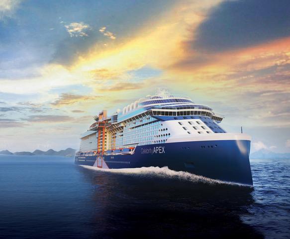Celebrity Cruises presenta 'Goop at Sea'