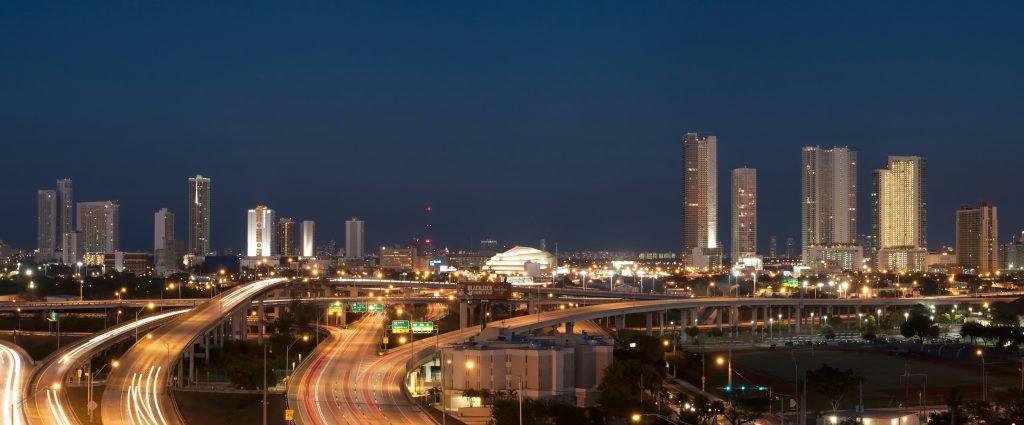 Miami auf einer Kreuzfahrt