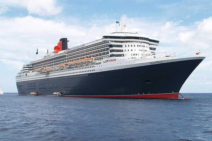 Cunard: o indiscutível fascínio do Oceano