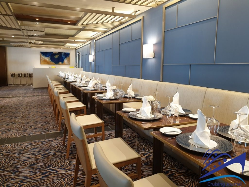 Costa Smeralda: Panorama Restaurant