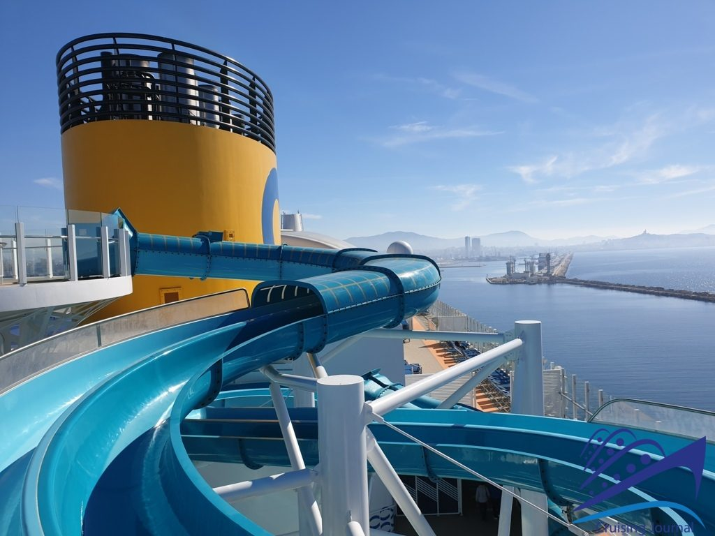 Costa Smeralda: many new features for Costa Cruises