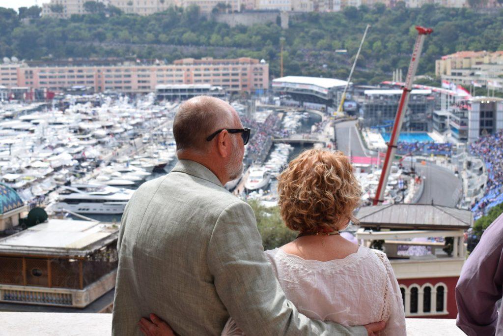 Silversea au Grand Prix de Monaco