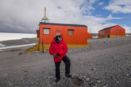 Silversea: l'Antarctique par Steve Steve McCurry