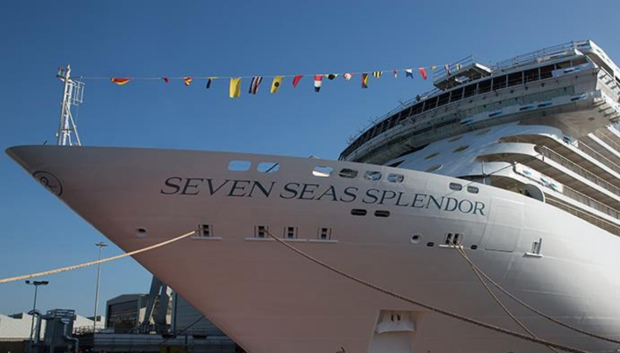Splendore sul mare: Seven Seas Splendor