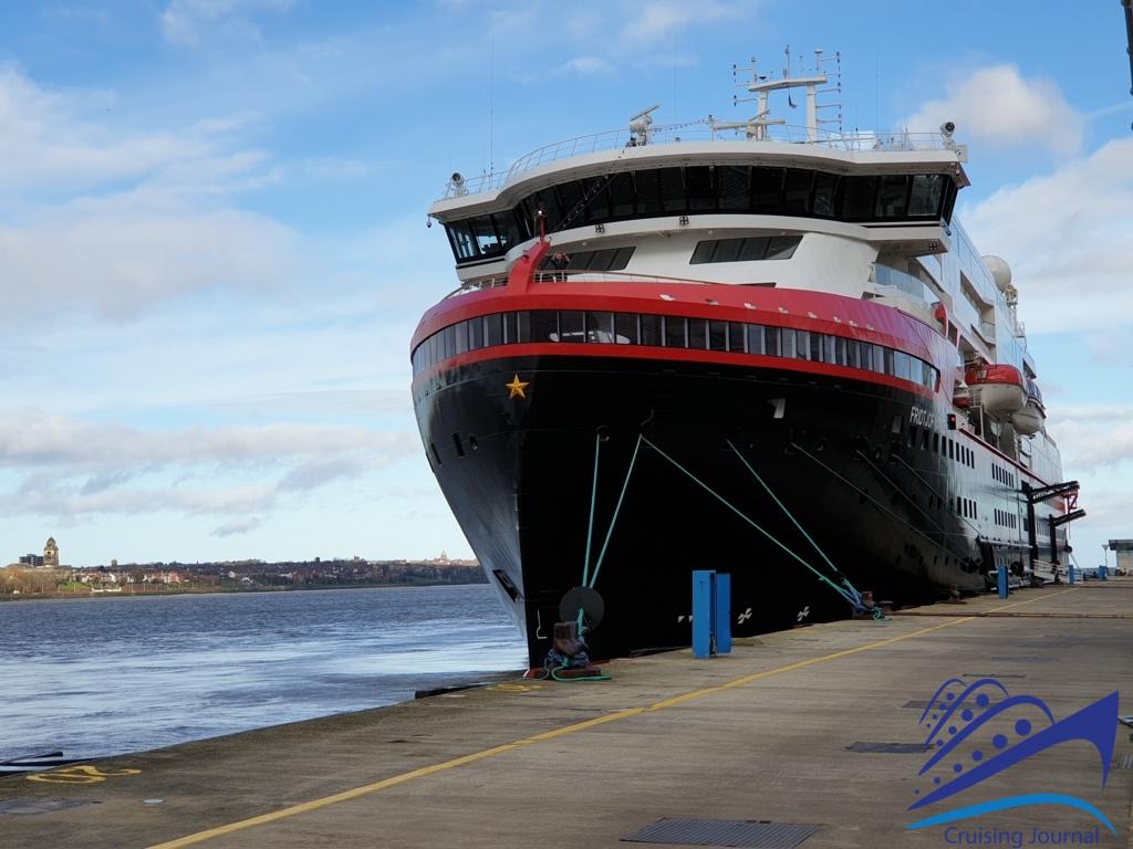 """Fridjof Nansen: la nuova """"expedition"""" per Hurtigruten"""