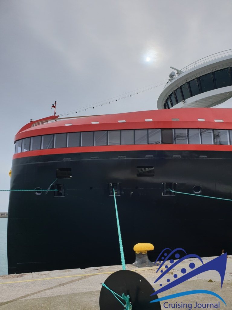 Fridjof Nansen: new elegance from Hurtigruten