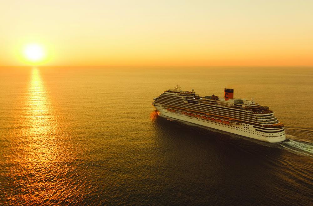 Costa Kreuzfahrten: am 6. September geht es wieder los.