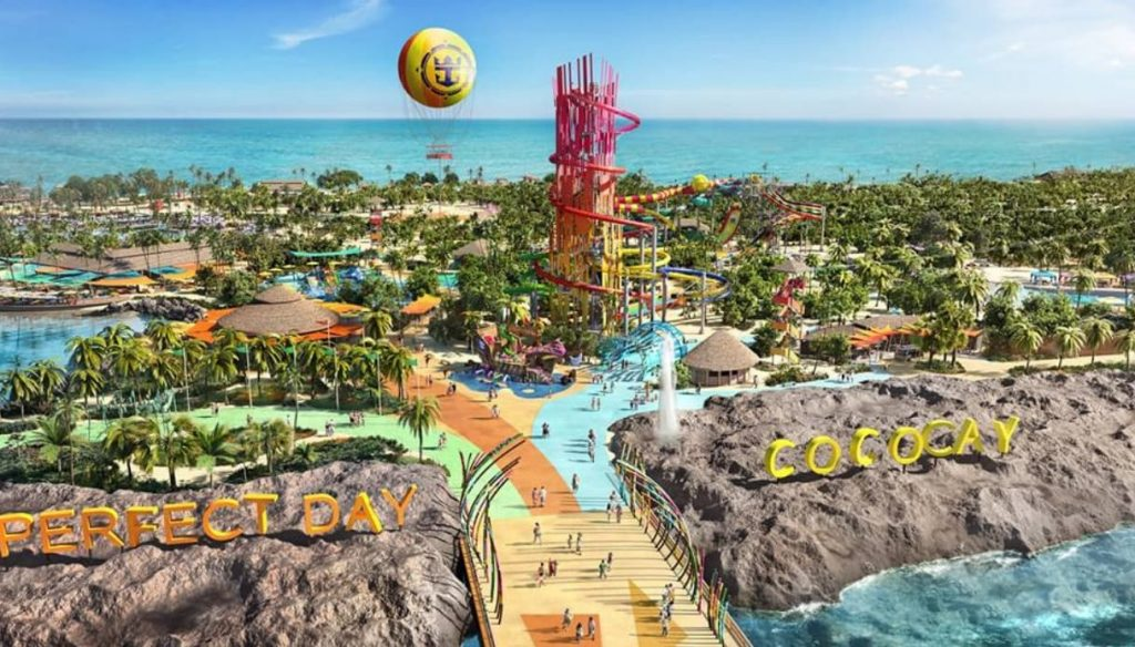In crociera alle Bahamas: Perfect Day at CocoCay