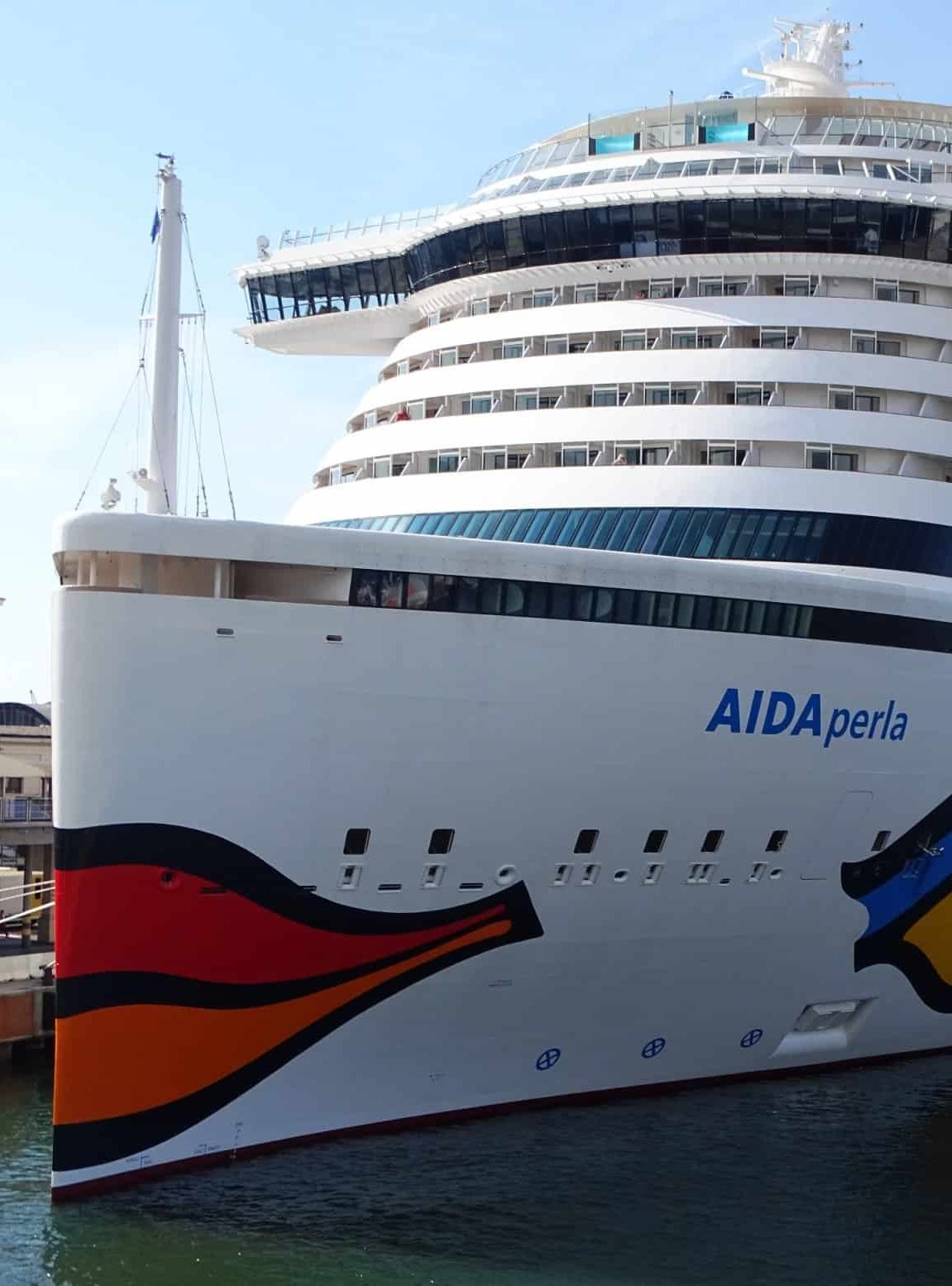 The Aida Perla in images