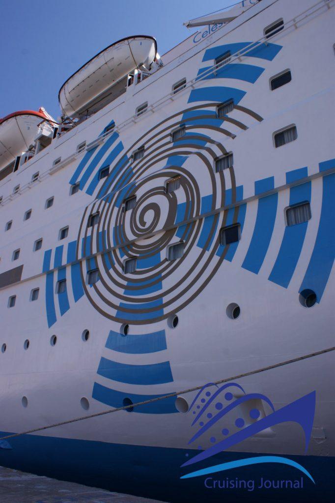 Celestyal Olympia: barco para los cruceros en Grecia