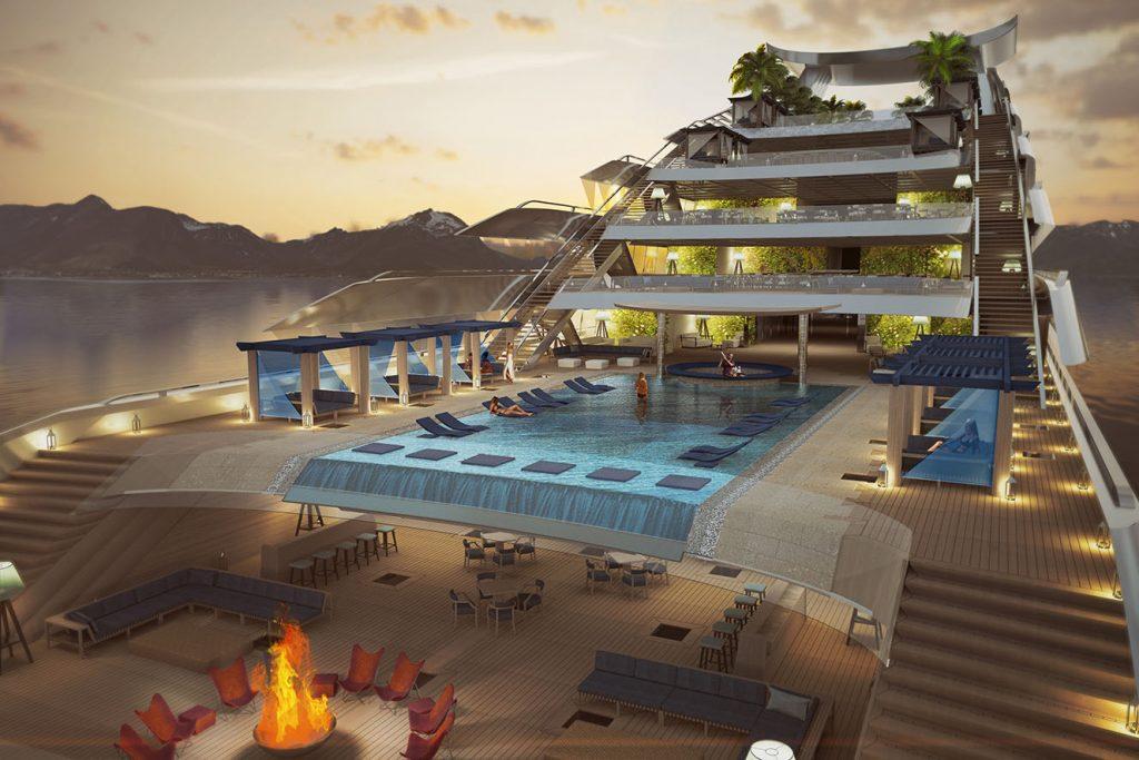 """Los cruceros del futuro: hacia un """"barco seguro"""""""