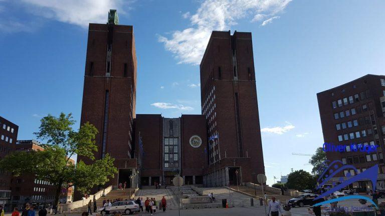 Oslo in crociera