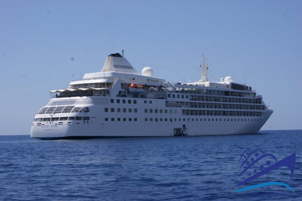 Silversea Cruises: let's explore the Silver Wind