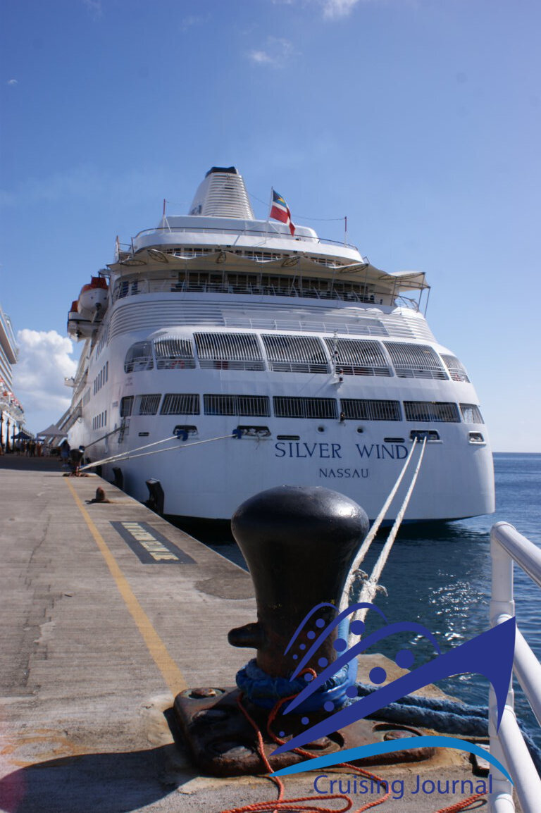 Silver Wind: photos of the elegant Silversea ship