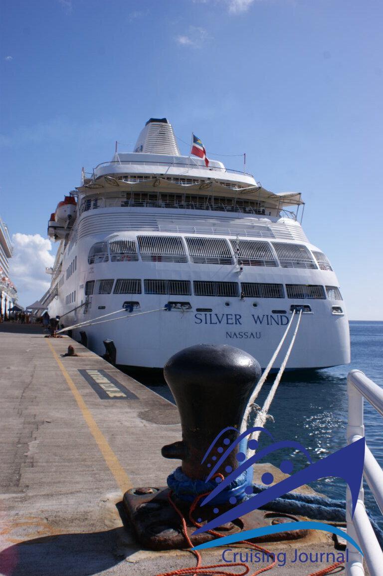 Silver Wind: fotos da elegância Silversea