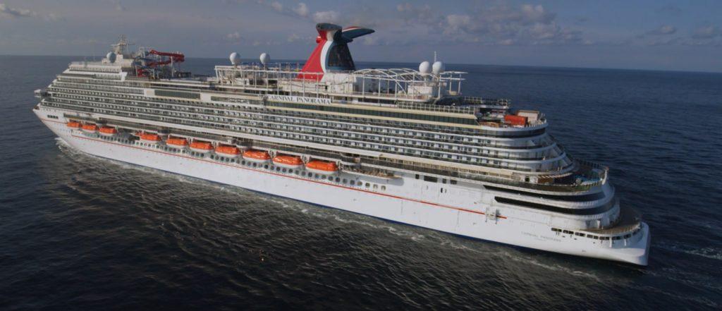Carnival Panorama, la vidéo d'un navire «fun»