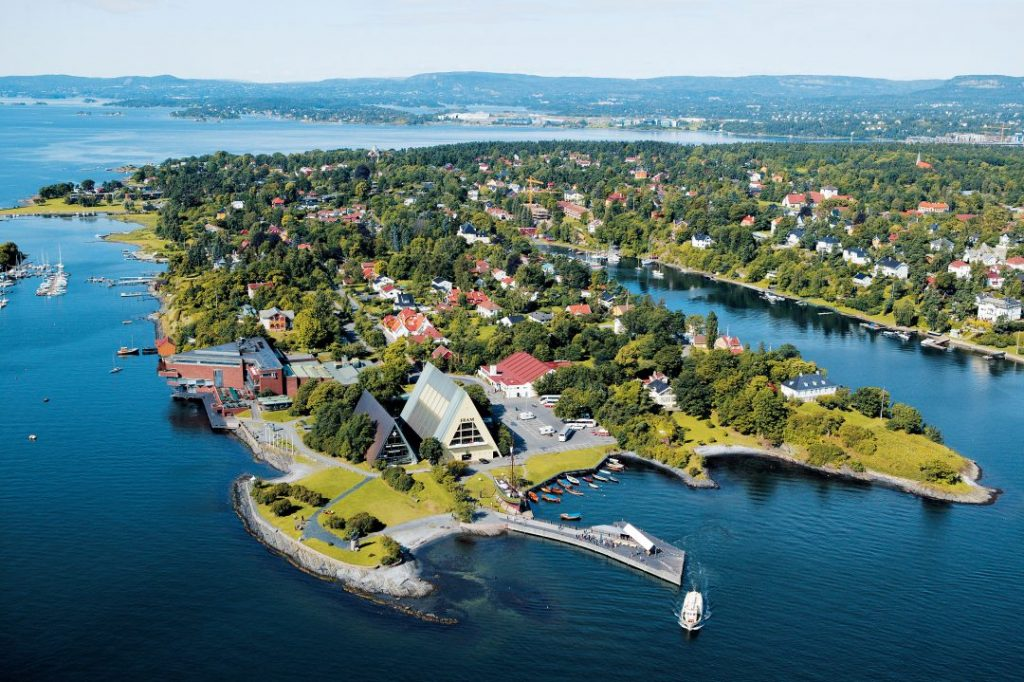 Découvrez Oslo en croisière: que faire et que voir