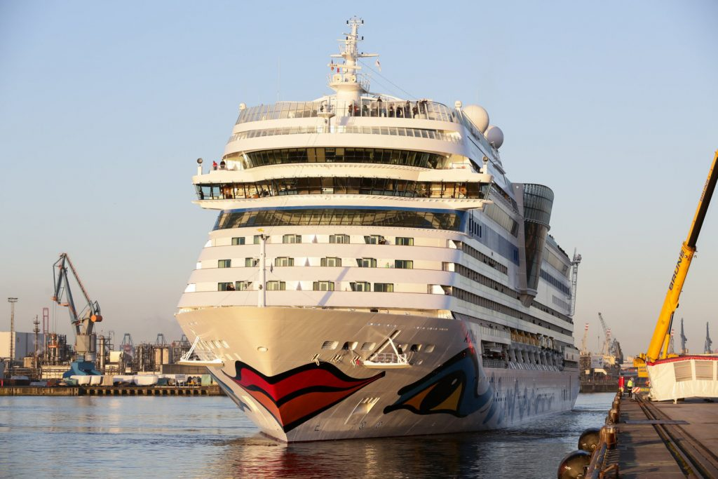 Aida Cruises: ready to resume cruises in August