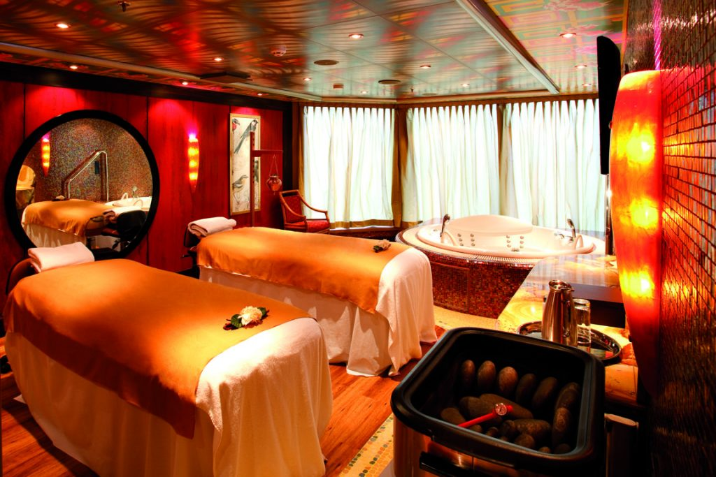 Costa Cruises – a nominee for the World Spa Awards