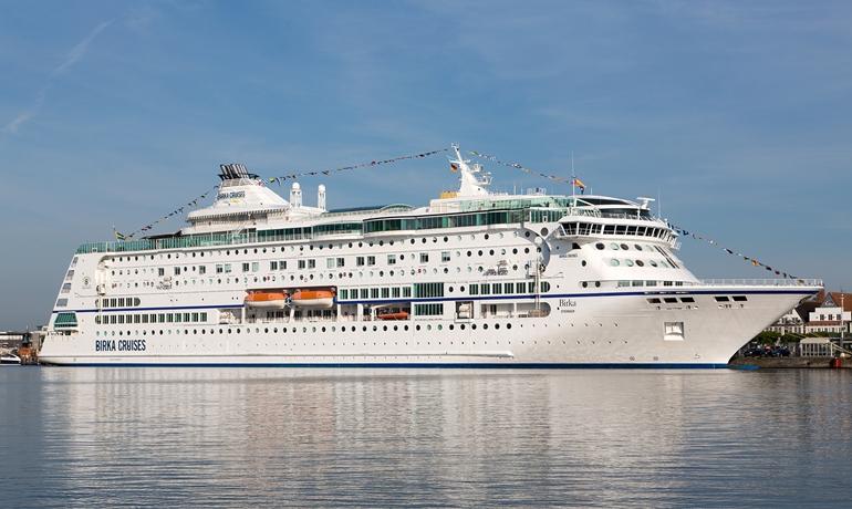 Birka Cruises ceases its cruising activities