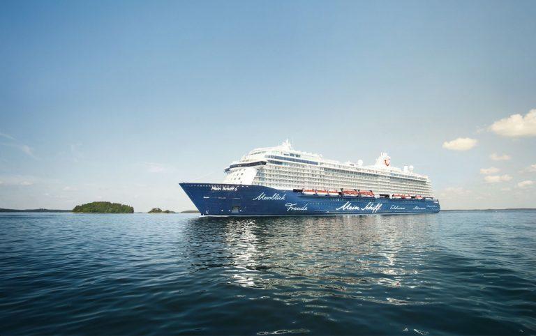 Mein Schiff Blaue Reisen Griechenland