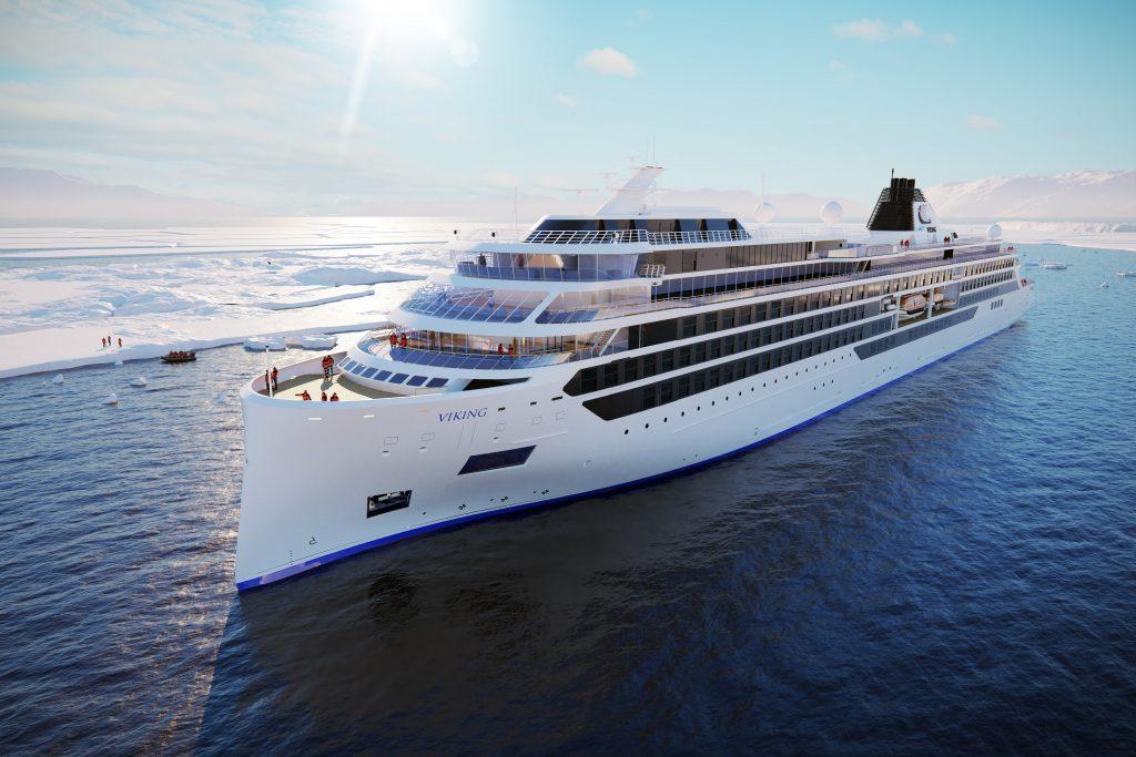 Viking Cruises launches 2 new expediton ships