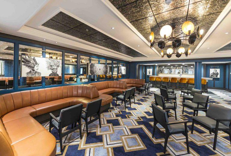 Saga Cruises Spirit of Adventure The North Cape Bar