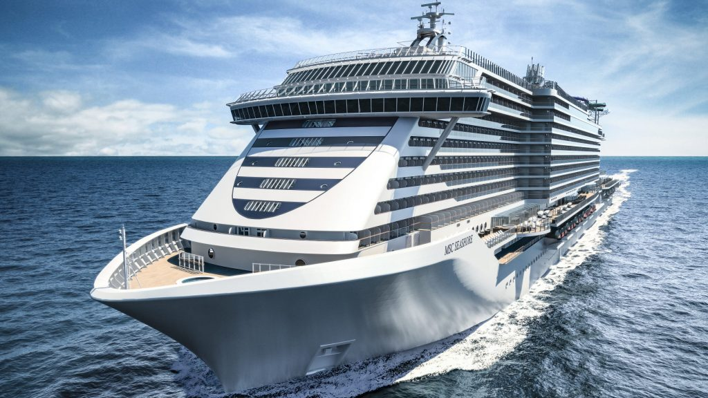 Fincantieri develops new ventilation systems for Msc Cruises