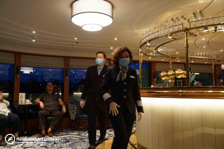 Hotel Managerin & Kreuzfahrtleiter der VIVA TIARA