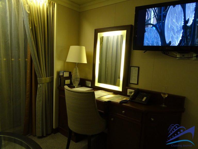 Marina Concierge Stateroom