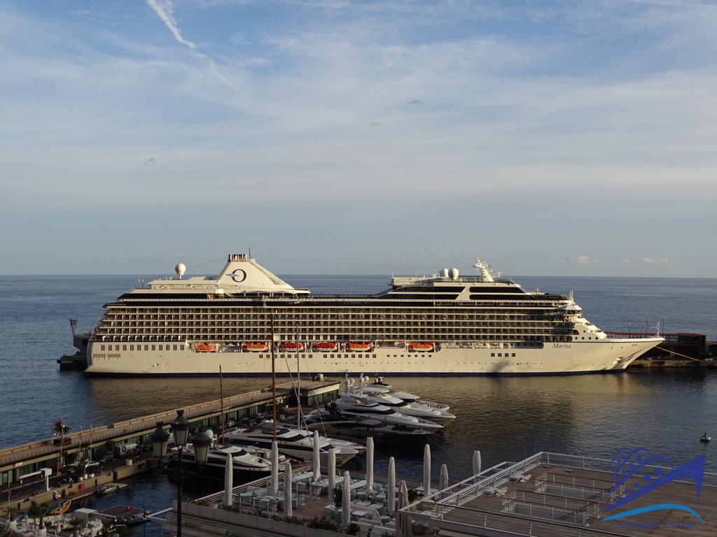 Marina: the beauty of Oceania Cruises